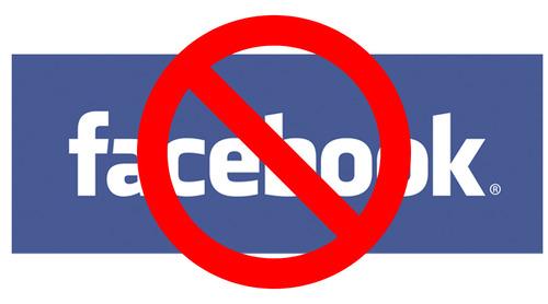 Kein Facebook